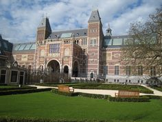 Rijksmuseum Amsterdam, interesting guided tours.