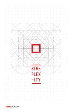 TEDx OCADU: Simplexity on Behance