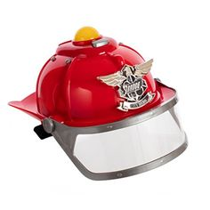 The city of heroes Fire rescue Helmet with lights and sirens >>> To view further for this item, visit the image link.