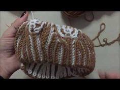 Merhaba arkadaşlar.Bu videoda sizlere Selanik örgüsü bere yapılının ikinci bölümünü gösterdim.Malzeme olarak Alize Lanagold Classic iki ayrı renk yün, 4,5 mm...