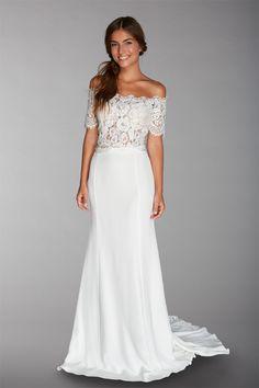 Les robes de mariée de Fabienne Alagama - Collection 2016 | Modèle : Fergie | Crédits : Fabienne Alagama | Donne-moi ta main - Blog mariage