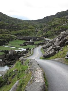 If you're hearty enough, it's best to walk instead of ride the Gap of Dunloe!  From one of our Wild Geese members!