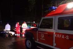 06.06.2012: Fünf verletzte nach Verkehrsunfall