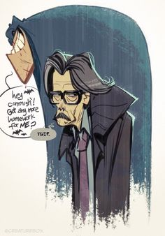 CreatureBox • Each week in the studio we have a quick caricature...