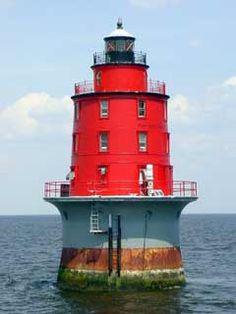 Miah Maull Lighthouse For Sale | Homestead Style