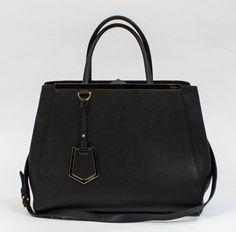 Fendi 2Jours Bag. Cost £1390 in 2014. - http://www.pandoradressagency.com/latest-arrivals/product/fendi-12/