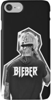 Justin Bieber iPhone Case and T-Shirt iPhone 7 Cases