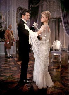 Louis Jourdan and Grace Kelly in The Swan