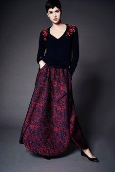 Zac Posen Pre-Fall 2016 Fashion Show
