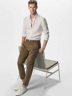 Tout voir - Pantalons - HOMMES - Massimo Dutti