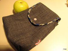 Śniadanówka do szkoły / lunchbag, snackbag for a boy