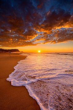 Sunset is the sunset in the afternoon. That time is beautiful scenery. We will present an article about sunset quotes love. Sunset Pictures, Beach Pictures, Nature Pictures, Pictures Images, Cool Pictures, Natur Wallpaper, Sunset Wallpaper, Beautiful Nature Wallpaper, Beautiful Landscapes