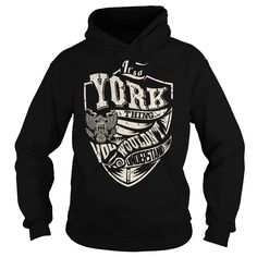 Its a YORK Thing (Eagle) - Last Name, Surname T-Shirt