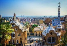 Idioms & Expressions, Spanish Expressions Gaudi Barcelona
