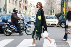 Streetstyle Icon: Candela Novembre | Team Peter Stigter, catwalk show, streetwear and fashion photography