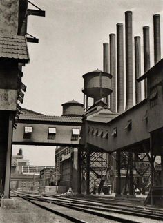 Ford factory Detroit 1926