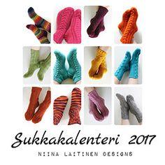 Ravelry: Sukkakalenteri 2017 - patterns