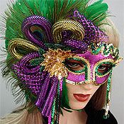 Jubilee Mask - Click to Enlarge