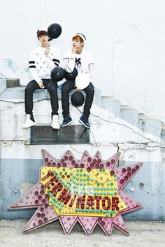Bangtan Boys - ize Magazine May Issue '14