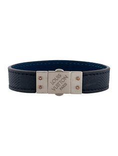 Louis Vuitton Check It Bracelet
