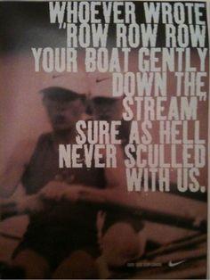 Nike rowing - Team Canada