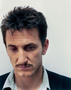 Sean Penn in San Francisco, 1997, by Dana Lixenberg.