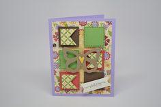 """""""Wish Big"""" por Estrella GDL con productos de American Crafts, Bazzill y Sizzix. #scrapbookGDL"""
