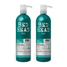 $19 TIGI Bed Head Urban Antidotes Recovery Tween Shampoo & Conditioner Duo 2 x 750ml