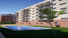 3 Bedroom Apartment in Manresa Storage Facility, 3 Bedroom Apartment, Investment Property, Wooden Flooring, Swimming Pools, Spain, New Homes, Mansions, House Styles