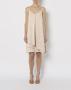 Layered Slip Dress | Woolworths.co.za