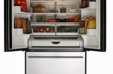 Stainless steel refrigerators are an expensive investment.