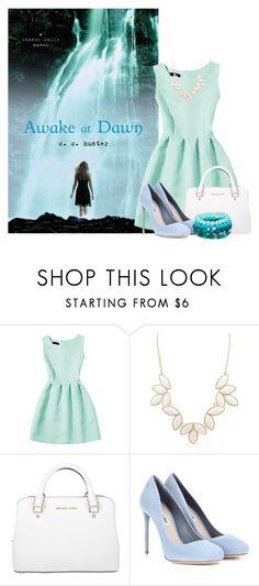 Awake at Dawn - C.C.Hunter by ninette-f on Polyvore