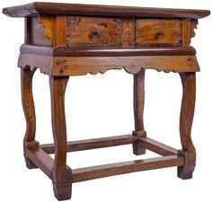 """Kilo"" Mesa Altar, c. Altar, Ilocos, 19th Century, Entryway Tables, Type, Antiques, Furniture, Home Decor, Mesas"