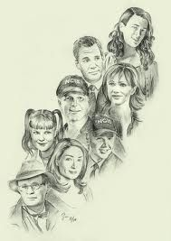 sketch of ncis characters