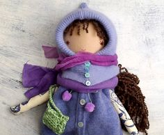 #dolls #Pixie Doll/ Girl Doll/ Soft Doll/Pixie Hat/Best by thedollsunique