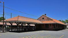 Attleboro Train Station