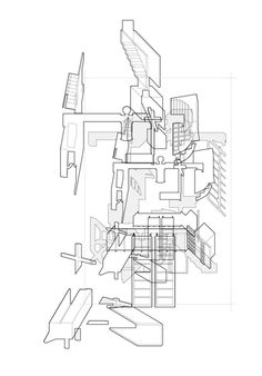 The classical plan the Villa Capra by architect Andrea