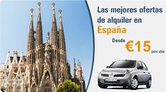 Grandes ofertas de alquiler de coches de España con Holiday Autos. Holiday Autos hace su reserva sencillo bu utilizando http://www.alquilatucoche.com/