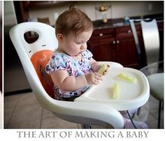 This woman is probably one of my favorite mom bloggers. i keep going back to her site for everything baby related! (Introduction of Solids: Baby Led Weaning)