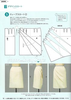 Items similar to Basic Sewing Dress Patterns, Japanese Sewing Pattern Book, Japanese Style Simple Skirt Pattern, Women Clothing, Sewing Tutorial Reference on EtsyAwesome 20 sewing tutorials projects are available on our web pages. Read more and you wont b Japanese Sewing Patterns, Skirt Patterns Sewing, Clothing Patterns, Apron Patterns, Sewing Dress, Diy Dress, Knot Dress, Apron Dress, Wrap Dress
