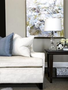Transitional Living-rooms from Emily Johnston Larkin on HGTV