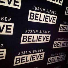 """""""Cause Everything starts from something"""" Justin Bieber Believe, Music Lovers, My Favorite Music"""