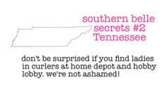 southern belles secrets #2 tennessee