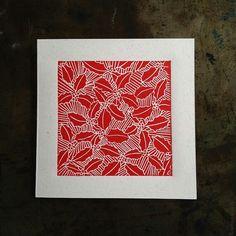 Lino Prints, Art Prints, Lino Cuts, Silk Screen Printing, Zentangle Patterns, Kirigami, Xmas Cards, Christmas Art, Pitch
