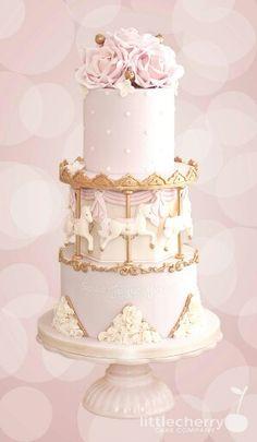 Carousel cake ❤️