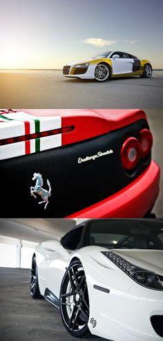 Fantastic Auto Photography - Can you name all the cars? via carhoots.com