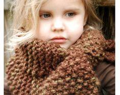 Crochet PATTERN-The abedul chimenea tamaños niño por Thevelvetacorn