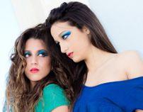 Green & Blue