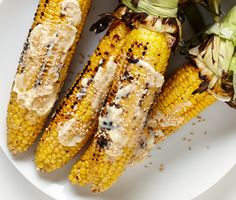 """""""Coating sweet grilled corn with miso butter brings nutty flavor to a classic."""" –Brad Leone, test kitchen manager"""