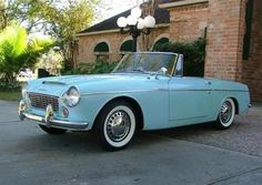 Datsun 2000 - college roommate owed one of these.  fun to drive